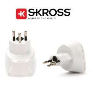 [skross] Country Adapter Switzerland 1.500205